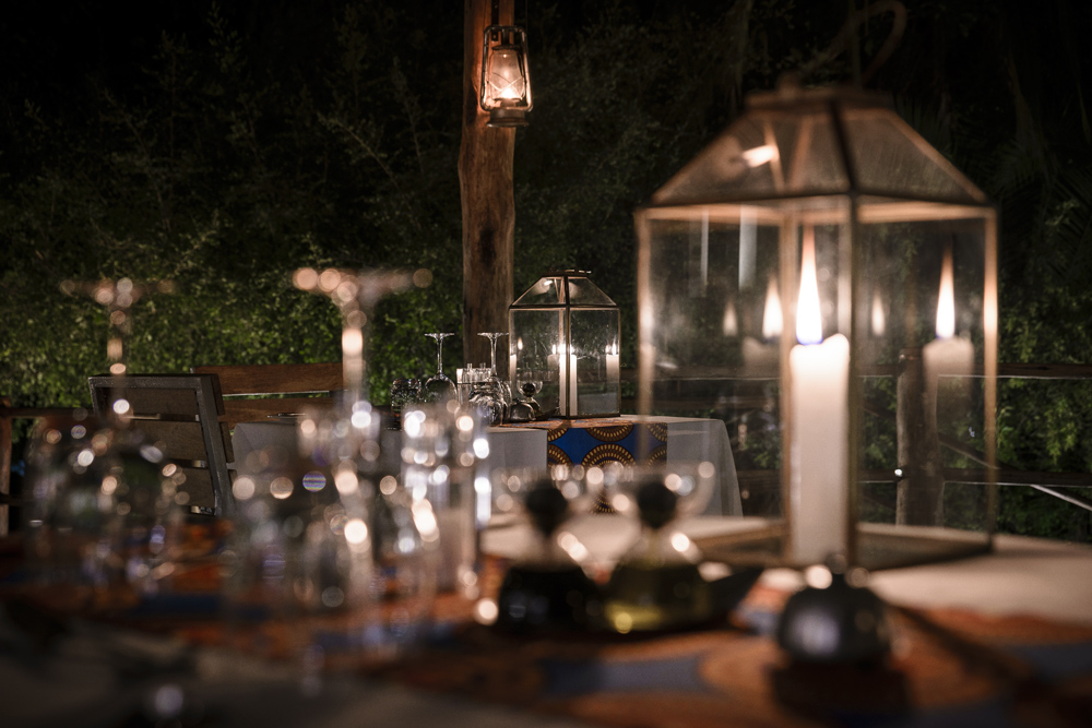 Unforgettable dining, Sanctuary Sussi & Chuma